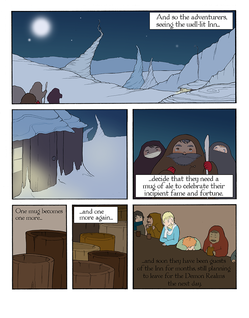 Iceheart Page 3