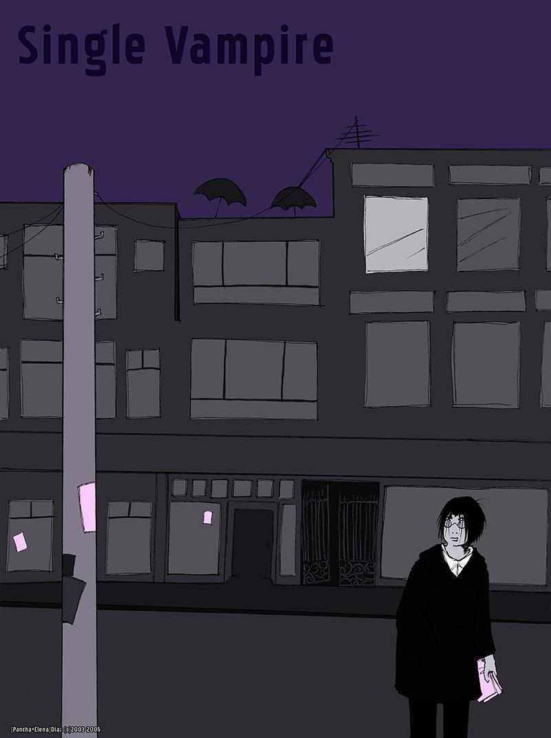 Single Vampire Page 1