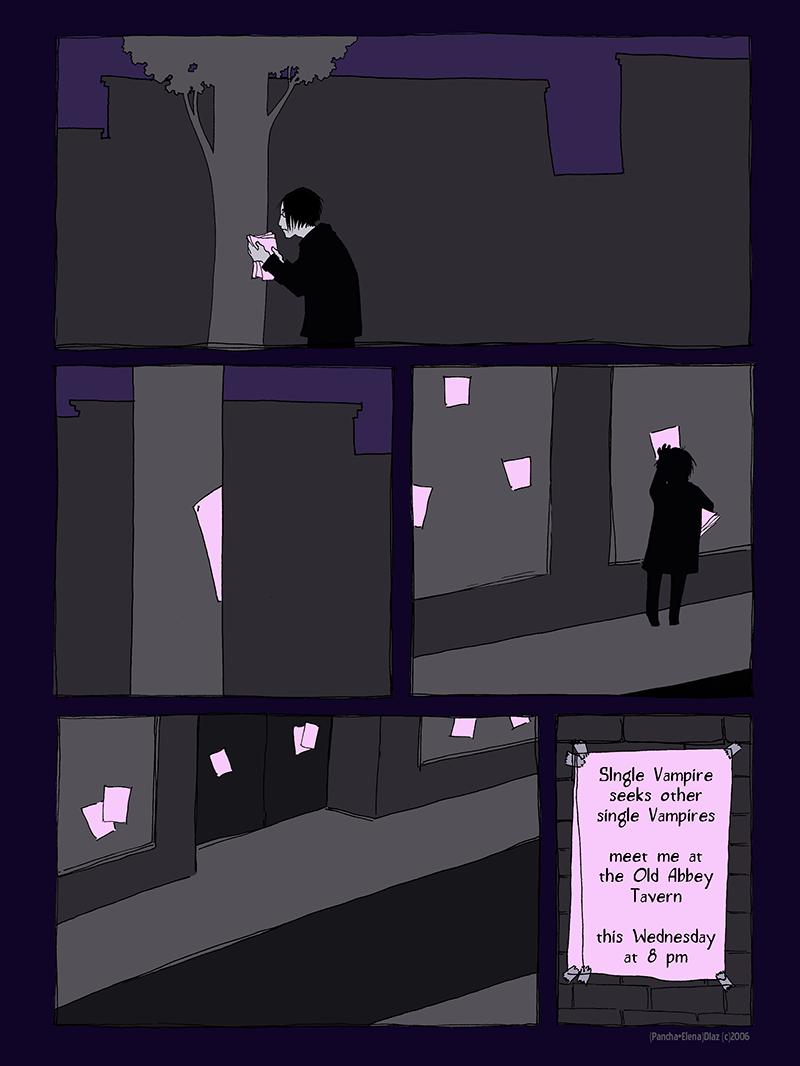 Single Vampire Page 2