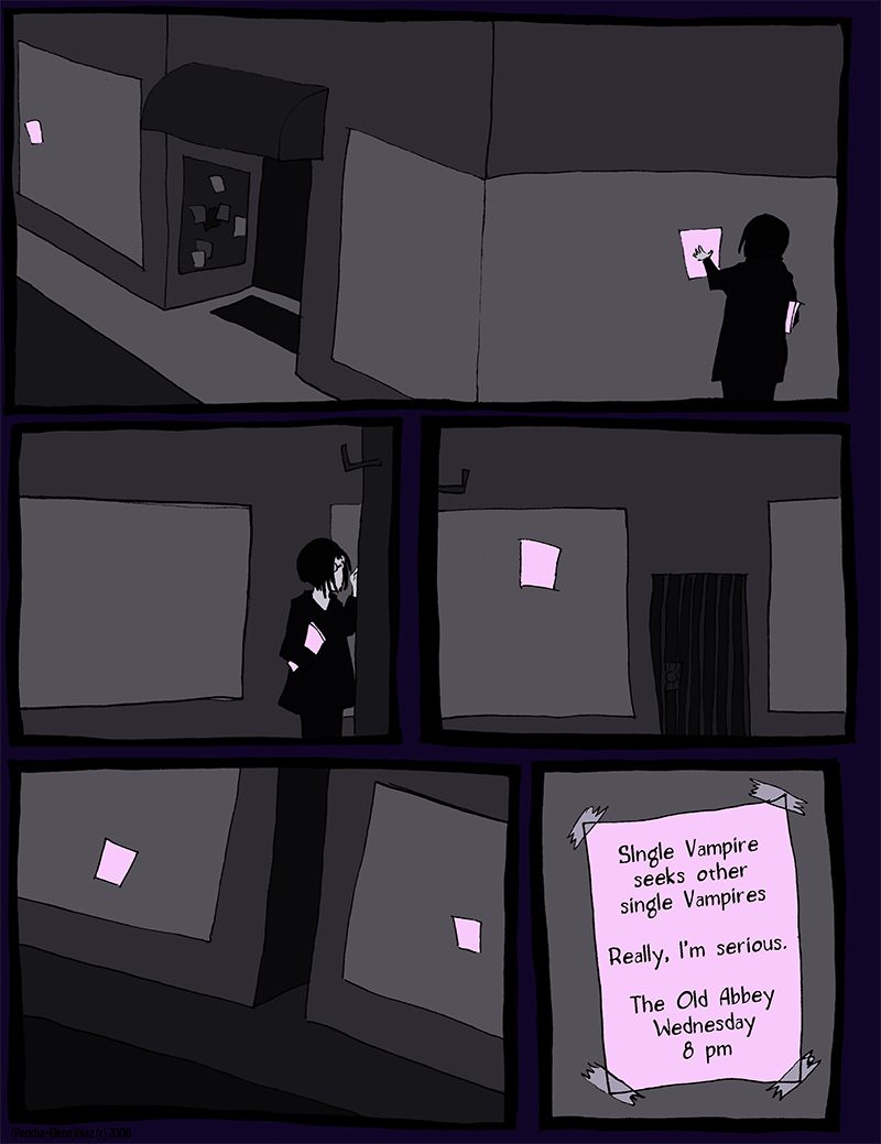 Single Vampire Page 4