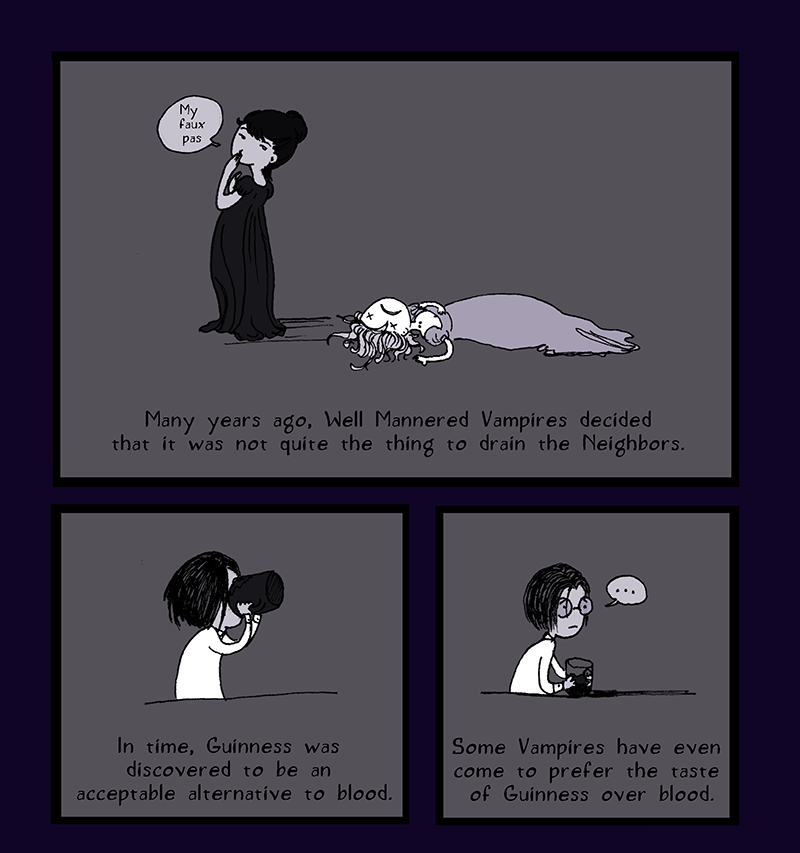 Single Vampire Page 9