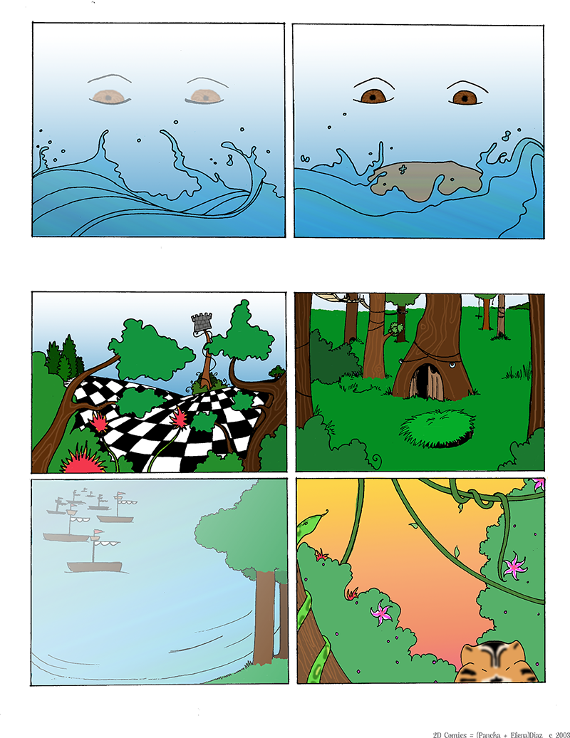 Perchance to Dream Page 4
